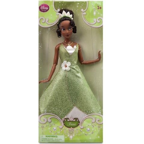 Дисней Принцесса и лягушка Тиана классическая кукла 30 см