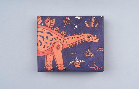 Экологичный бумажник New Dinosaur