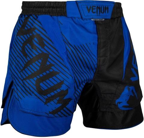 Шорты Venum NoGi 2.0 Fightshorts Blue/Black