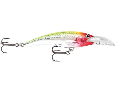 Воблер cуспендер RAPALA Scatter Rap Tail Dancer 09 /CLN