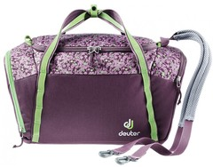 Сумка спортивная Deuter Hopper plum flora