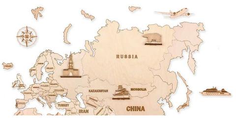 Фигуры на карту