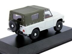 ARO 240 grey 1972 IST Models 1:43