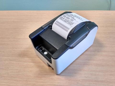 Фискальный регистратор Штрих-ON-LINE (ФН 36мес.), серый
