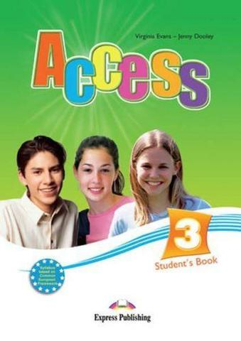 Access 3. Student's Book. Pre-Intermediate. Учебник.