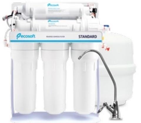 Система обратного осмоса Ecosoft Standart c минерализатором (MO650MECOST)