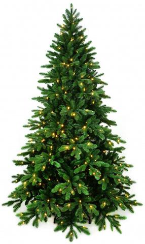 Ёлка Beatrees Pearl 150 см. 170 ламп зелёная