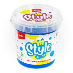 Slaym Lori Style Slime 150ml Tutti-frutti qoxusu ilə