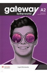 Gateway to the World A2 Workbook + Digital Work...