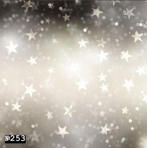 Фотофон виниловый «Ночной звездопад» №253