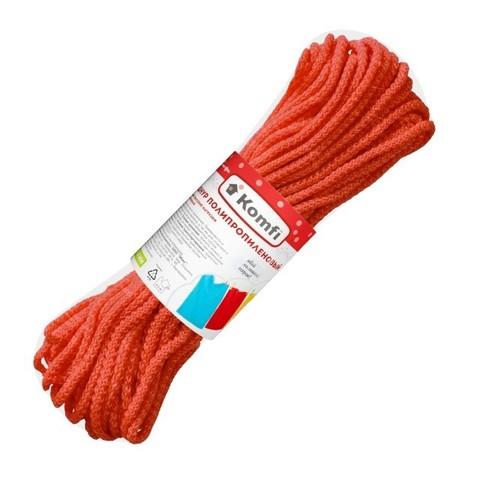 Веревка д/белья Komfi 20х0,04см ПП