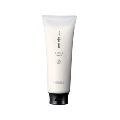 Lebel IAU Home: Аромакрем для увлажнения и разглаживания волос (Serum Cream), 200мл/600мл/1л