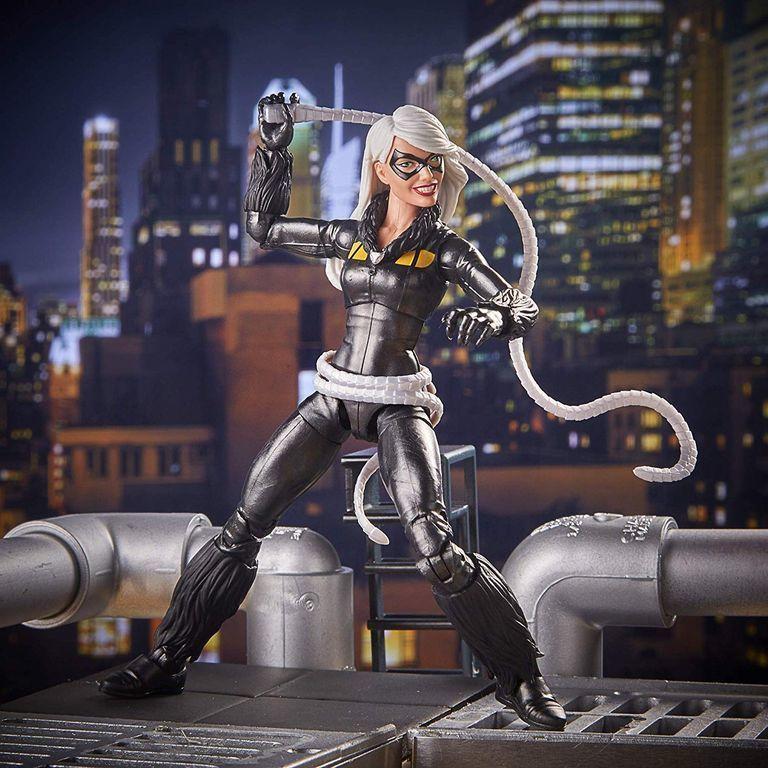 Фигурка Черная кошка (Black Cat) Marvel Legends 15 см