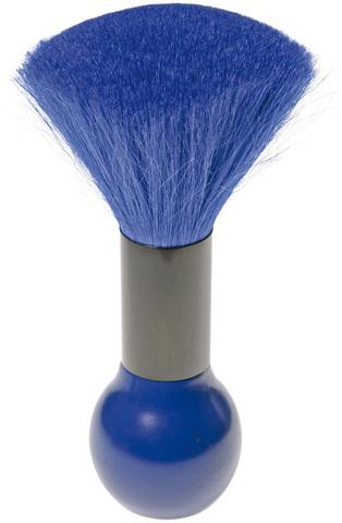Щетка-сметка DELUXE синяя