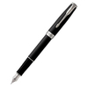 Parker Sonnet Core - Matte Black CT, перьевая ручка, F, BL