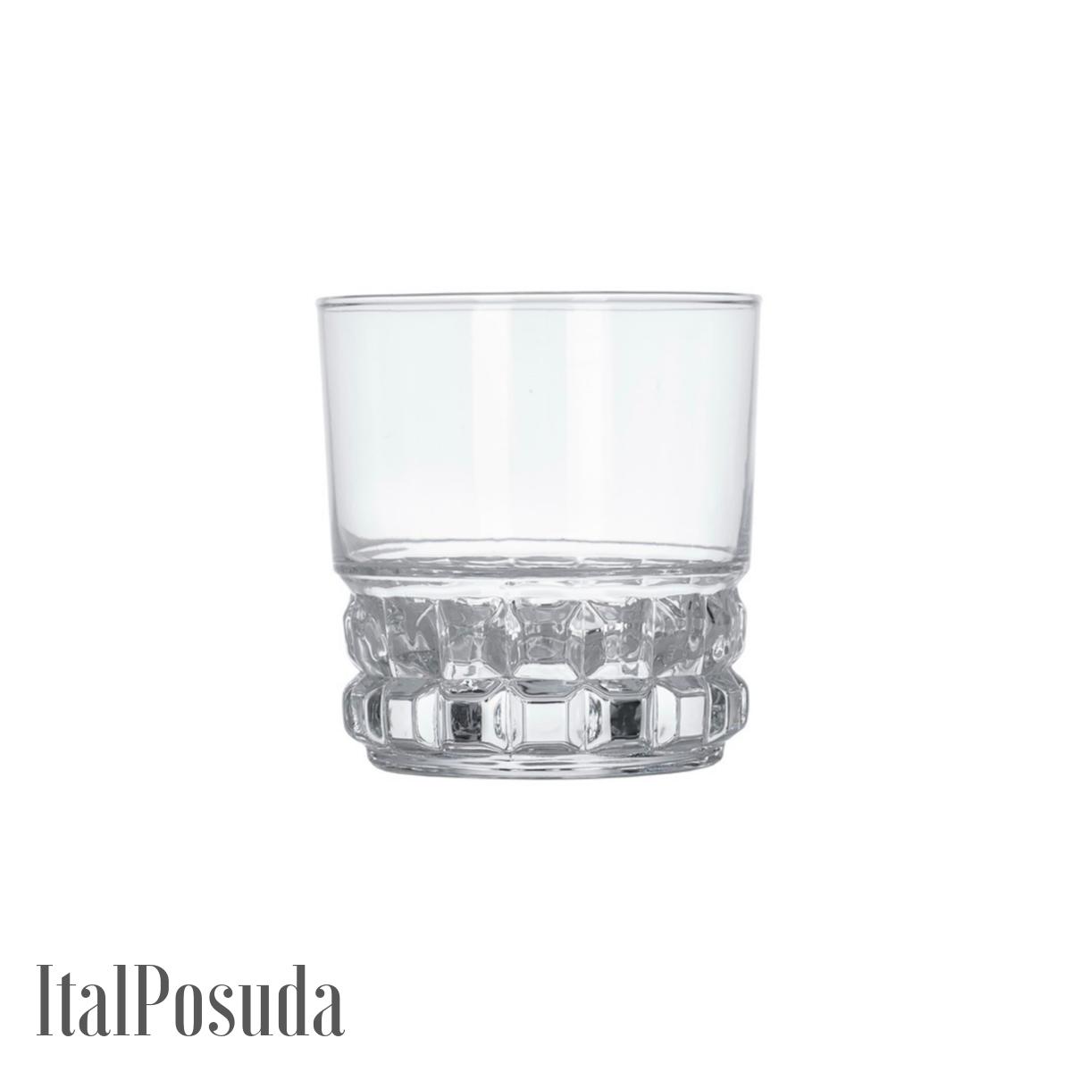 Набор стаканов Luminarc Quadrille (Кадриль), 6 шт P4788