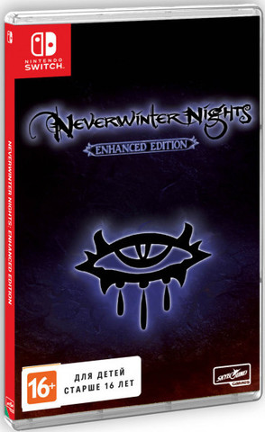 Neverwinter Nights: Enhanced Edition Стандартное издание (Nintendo Switch, английская версия)