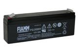Аккумулятор FIAMM FG20201 ( 12V 2Ah / 12В 2Ач ) - фотография