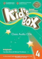Kid's Box Upd 2Ed 4 Audio CD