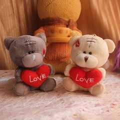 Teddy Bear Love 4