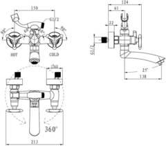 Схема Kaiser 57122