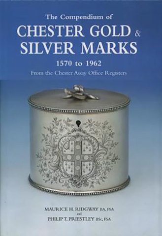 9781851494477 - Compendium of Chester Gold & Silver Marks,The