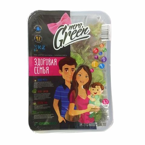 Салатная смесь GREEN ECO Family 1 шт