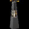 Уличный газовый балонный обогреватель UMBRELLA/C/G31/37MBAR/S - черный