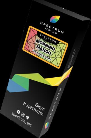 Табак Spectrum Hard Line Morning Mango (Овсянка с манго) 100г