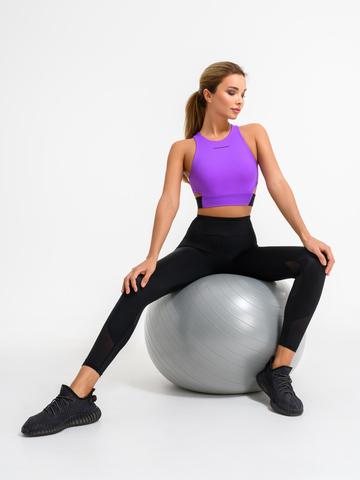 Спортивное бра женское для йоги и фитнеса