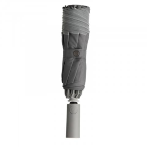 Автоматический зонт обратного сложения Xiaomi Konggu Automatic Umbrella Серый