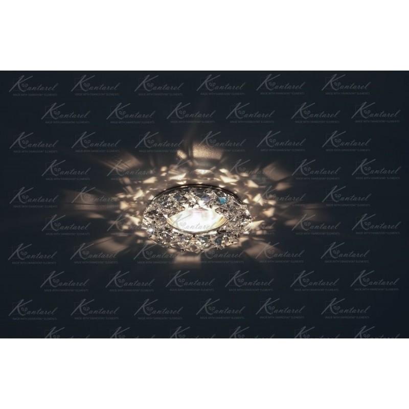 Встраиваемый светильник Kantarel COLOSSEO CD 045.2.1 MR11