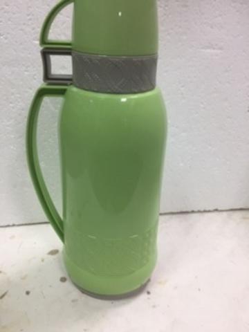 Термос 1.8 литра .Стекло Китай