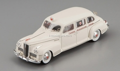 ZIS-110 Ambulance Moscow 1948 L.e. 180 pcs. DIP 1:43