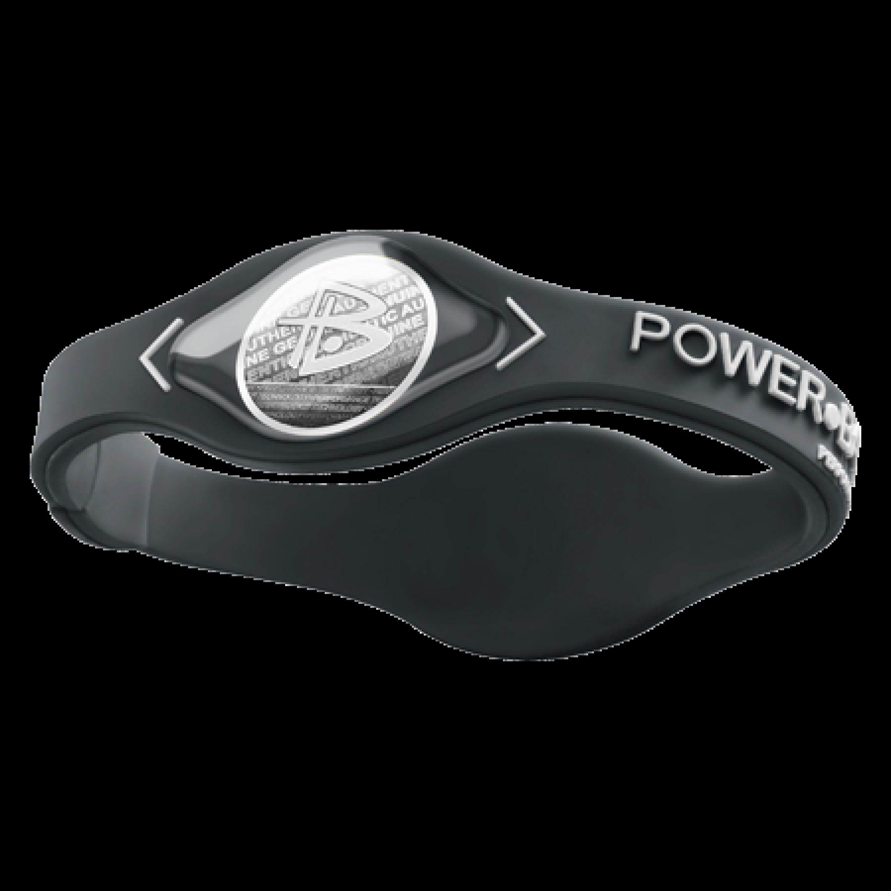 Браслет Power Balance  серия Core Black/White