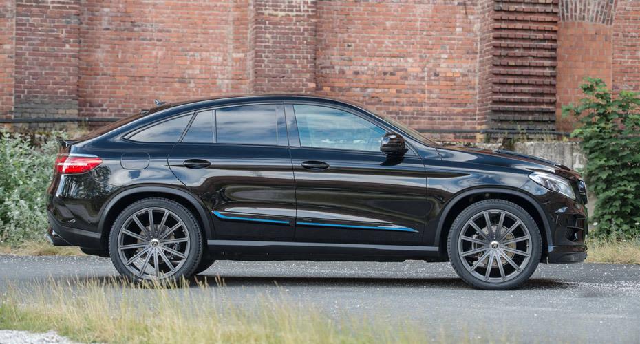 Обвес ART для Mercedes GLE Coupe C292