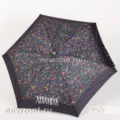 Мини зонт NEX с плоской ручкой «Alfa Future People»