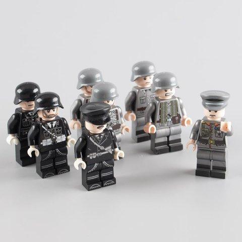 Минифигурки Военных Немецкая Армия серия 428