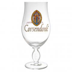 Набор из 6 бокалов для пива Corsendonk тюльпан, 330 мл, фото 2