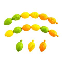 Бусы фруктовые Edx education 50306