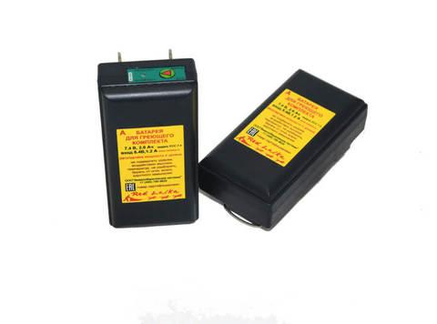 Дополнительный комплект аккумуляторов для стелек с подогревом RedLaika RL-ST-01  (2 шт)