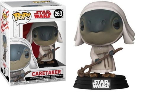 Фигурка Funko POP! Bobble: Star Wars: The Last Jedi: Caretaker