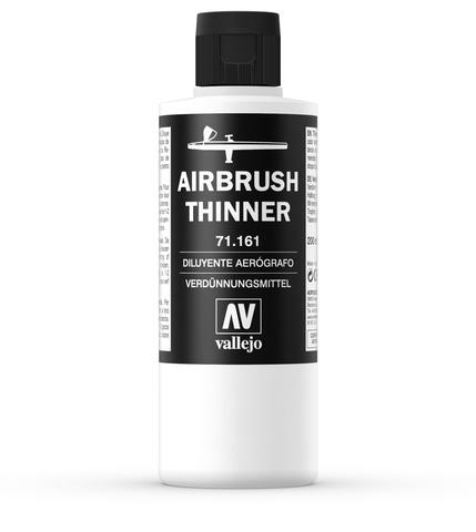Airbrush Thinner 161-200Ml. 200 ml.