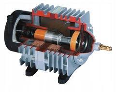 Hailea aco-308 поршневой компрессор