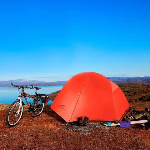 Палатка туристическая Naturehike Cycling 1 210T