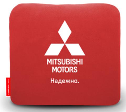 Подушка автомобильная Mitsubishi Сushion, Red