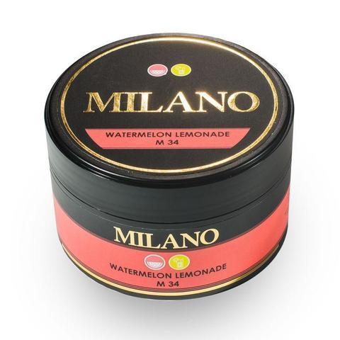 Табак Milano Watermelon Lemonade M34 (Милано Арбузный Лимонад)