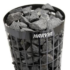 HARVIA Электрическая печь Cilindro Pro PC100E/135E без пульта черный