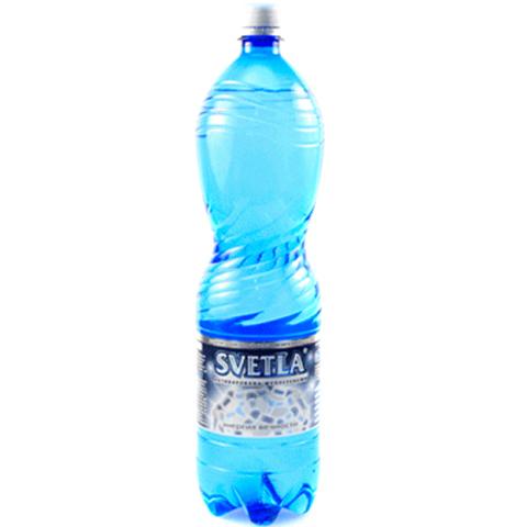 Минеральная Вода Svetla 1,5л