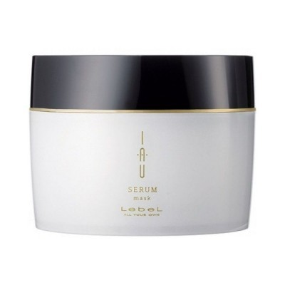 Lebel IAU Home: Концентрированная аромамаска для сухих, поврежденных, вьющихся волос (Serum Mask), 170г